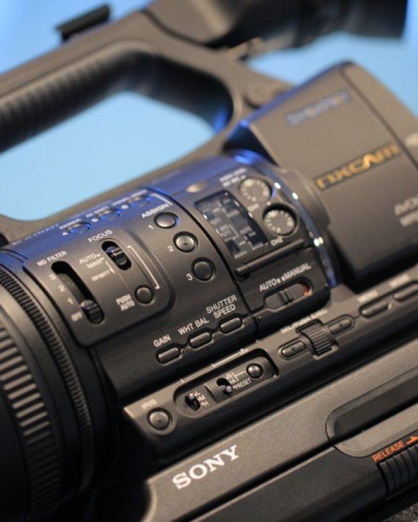 結婚式のビデオ撮影、映像制作