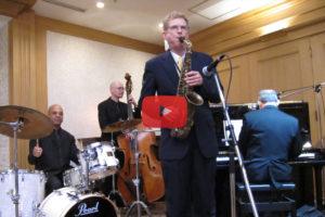外国人ジャズバンド