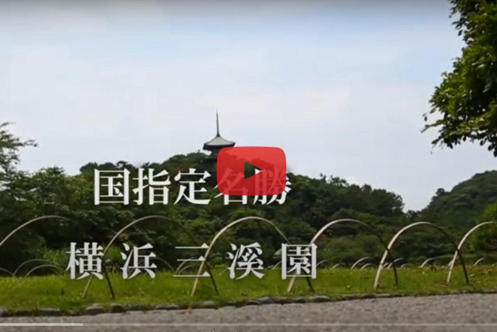 横浜三渓園 PR動画制作